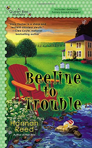 beeline-to-trouble-a-queen-bee-mystery-band-4