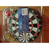 Dart Board Game With 4 Darts Included