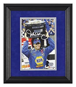 Michael Waltrip Autographed Photo - Memories - Mounted Memories Certified -... by Sports Memorabilia
