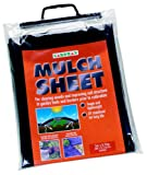 Gardman Culti Mulch Sheet 6m x 2m (240 gauge Poly Bag) Black