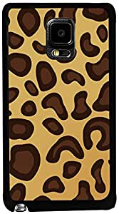 PrintVisa Pattern Animal Print Case Cover for Samsung Galaxy Note Edge