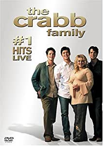 Crabb Family - #1 Hits Live!