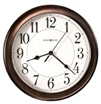 Virgo Wall Clock Oil-Rubbed Bronze 8...