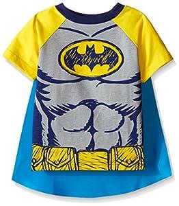 Warner Brothers Boys' Batman Cape Tee Set at Gotham City Store