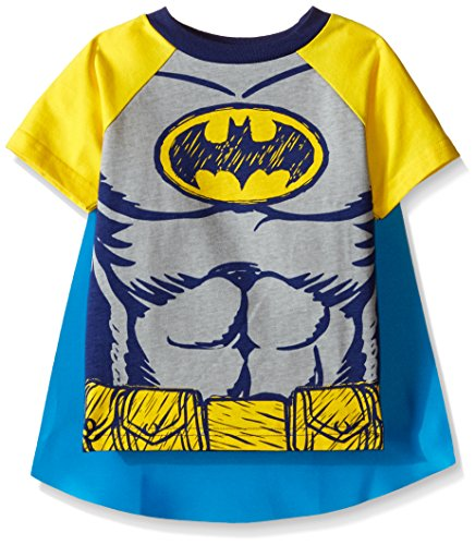 Warner Brothers Boys' Batman Cape Tee Set at Gotham City Store