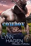 Cowboy Rescue [Bear County 4] (Siren Publishing The Lynn Hagen ManLove Collection)