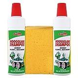 Turtle Wax 1830617 T57 Highpolish Shampoo Set with Sponge 2 x 500 ml