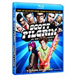Scott Pilgrim Vs The World Blu-ray/DVD Comboby Movies-Bluray