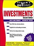 Schaum's Outline of Investments (0071348492) by Francis, Jack
