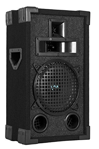 "New Vm Audio Vas38P 8"" 400 Watt 3 Way Dj Passive Loud Pa Speaker System"