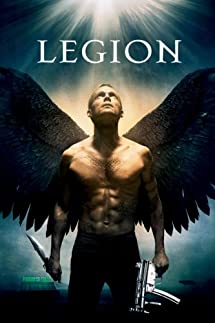 Legion (BluRay)  Action | Fantasy * Paul Bettany
