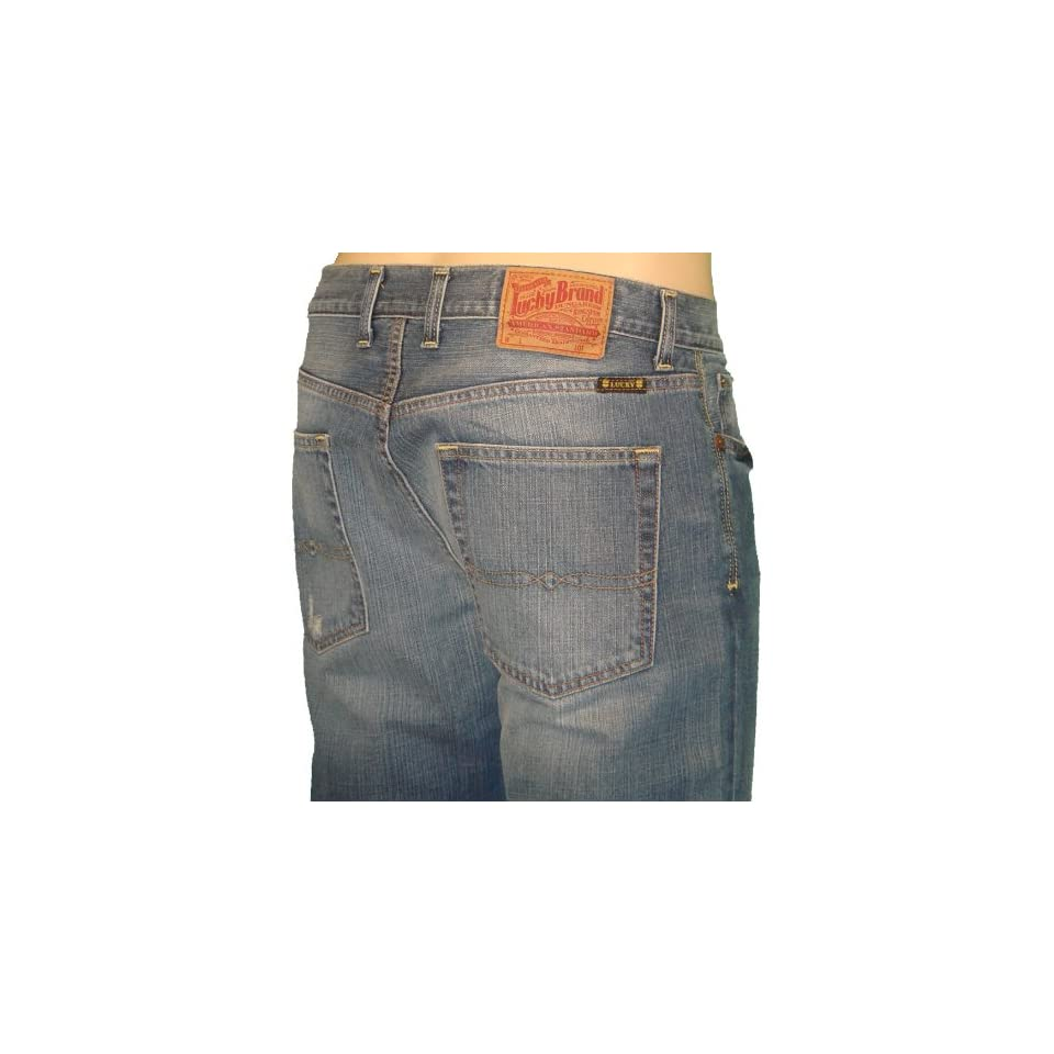 e34504f5 Lucky Brand Mens Skinny 101 Jeans 31 X 32 Clothing on PopScreen