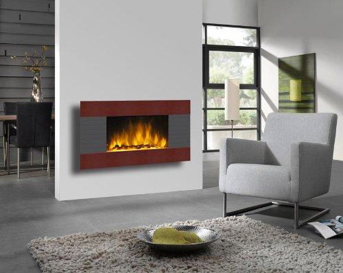 Chimeneas el ctricas una alternativa al radiador - Instalar chimenea en casa ...