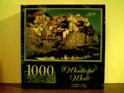 Wonderful World 1000 Piece Puzzle 28.75