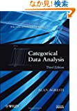 Categorical Data Analysis (Wiley Series in Probability and Statistics)