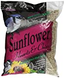 F.M. Browns Song Blend Sunflower Hearts and Chips for Pets, 3-Pound