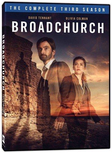 DVD : Broadchurch: The Complete Third Season