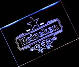 Heineken Beer with (16 kinds of flashing mode+remote control) Neon Light Sign
