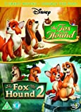 The Fox And The Hound/The Fox And The Hound 2 [DVD]