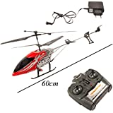 SJ 60 CM RECHARGEABLE Remote Radio Control Helicopter RC Toys Kids Gift -R17