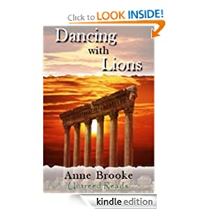 Dancing with Lions by Anne Brooke