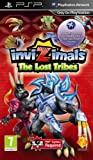 Invizimals: The Lost Tribes on PSP