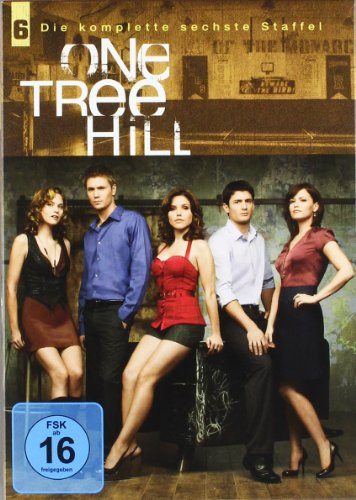 One Tree Hill - Die komplette sechste Staffel (7 DVDs)