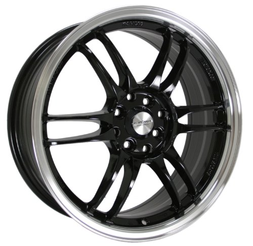 Kyowa Racing Series 228 Black - 18 x 7.5 Inch