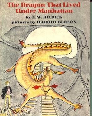 The Dragon That Lived Under Manhattan