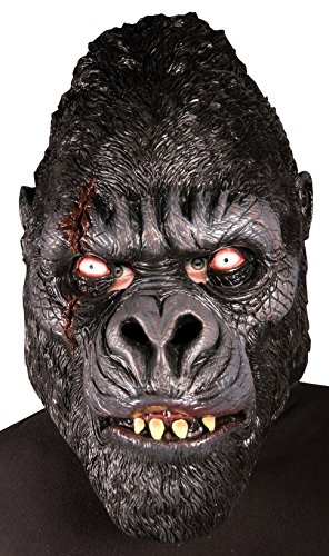 Forum Novelties Men's Zombie Gorilla Latex Mask