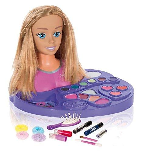 Diset - Maniquí para peinar y maquillar (46664)