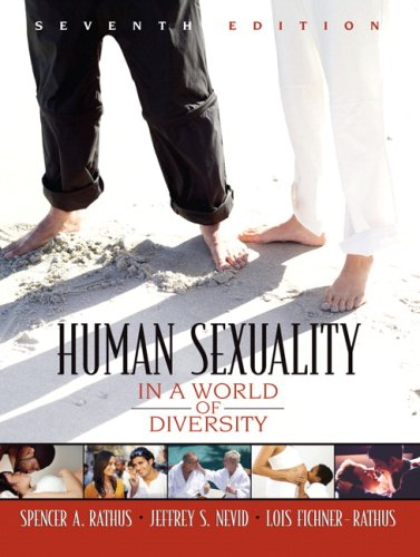 Human Sexuality in a World of Diversity (MyPsychKit Series)