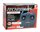 Acoms Techniplus 2 Channel Radio 27MHZ = R/C Assessories - (Ansmann Energy) Tamiya