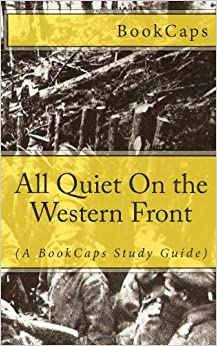 an analysis of all quiet on the west front Publication of articles, the journal publishes review articles of scholarly books   erich maria remarque's novel all quiet on the western front (1929) and clint.