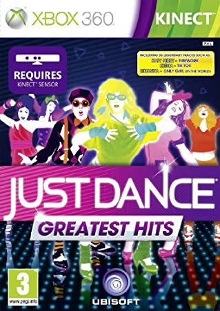 Just Dance - Greatest Hits (Xbox 360)