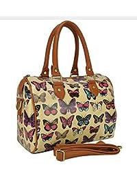 Butterfly Printing Women Handbag
