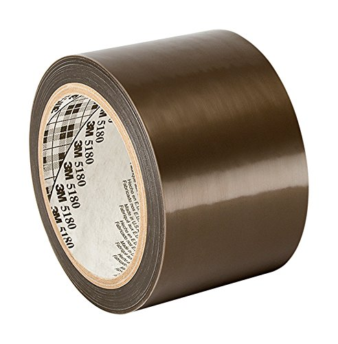 """Tapecase 60 1.75"""" X 36Yd Translucent Ptfe Film Tape, 4"""" Thick, 36"""" Length, 1.75"""" Width front-355545"""
