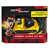 Spy Gear, Mission Alpha Set