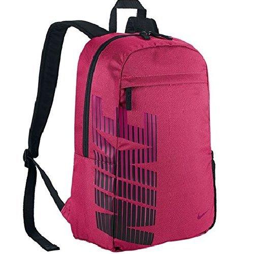 Nike-Zaino, colore: Nero, con una ricchezza di spazio, ideali per libri, articoli di cancelleria pranzo e altre minuterie questo Nike-Zaino, colore: nero antracite, ideale per back to school. Classic Back Pack - Pink