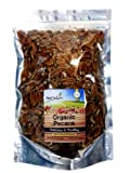 Food to Live ORGANIC PECANS (Raw, No Shell) (3 Pounds)
