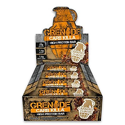 Grenade High Protein Carb Killa Bar