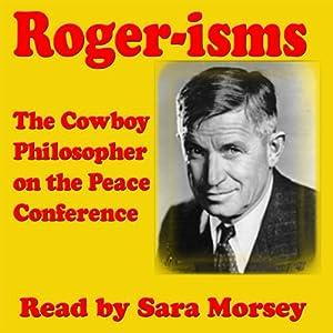 Rogers-isms Speech