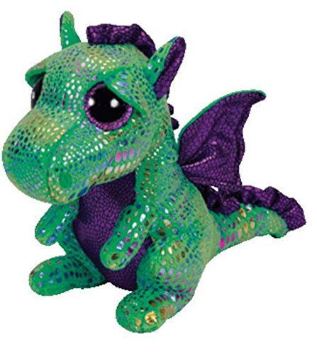 Ty-Beanie-Boos-Cinder-The-Green-Dragon-Plush