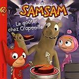 echange, troc Serge Bloch - SamSam, Tome 12 : Le goûter chez Crapouille