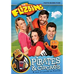 The Flizbins: Pirates & Cupcakes