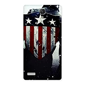 Gorgeous Premier Strong Back Multicolor Back Case Cover for Redmi Note Prime