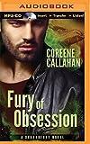 Fury of Obsession (Dragonfury Series)