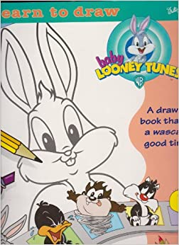 Baby Looney Tunes (Walter Foster How to Draw Series): Walter Foster