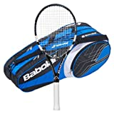 Babolat 2012-2014 Pure Drive GT Strung Tennis Racquet with 6 Racquet Bag by Babolat