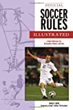 img - for Official Soccer Rules Illustrated book / textbook / text book